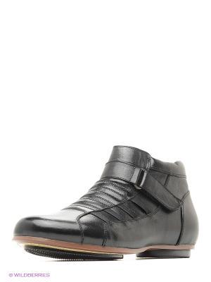 Ботинки Clemento. Цвет: черный