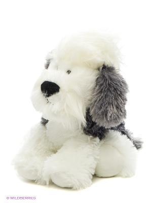 Игрушка мягкая Бобтейл Wuff&Friends AURORA. Цвет: белый, серо-коричневый