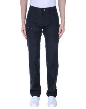 Повседневные брюки ENERGIE. Цвет: темно-синий