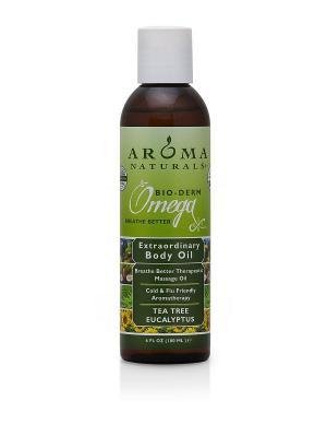 Натуральное терапевтическое масло, 180 мл Aroma Naturals. Цвет: прозрачный