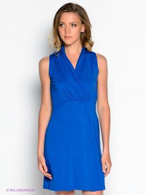 Платье Salsa. Цвет: синий
