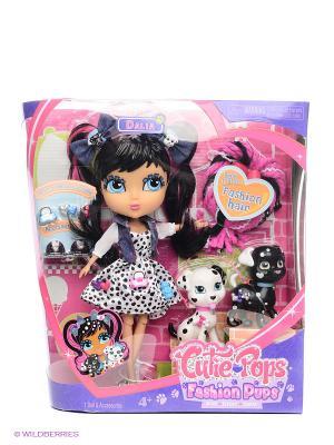 Набор Кукла Делия с далматинцами Jada. Цвет: розовый