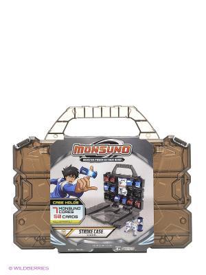 Игрушка Монсуно Чемоданчик Monsuno. Цвет: черный