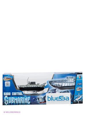 Подводная лодка U Boat Blue Sea. Цвет: серый