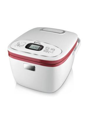 Мультиварка Vitek VT-4214 R. Цвет: красный, белый
