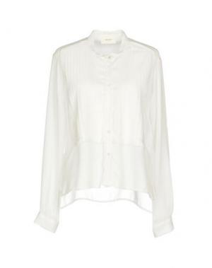 Pубашка VICOLO. Цвет: белый
