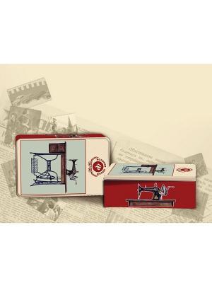 Коробка для бытовых нужд Magic Home. Цвет: бежевый