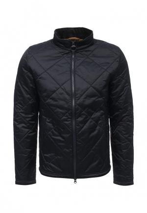 Куртка утепленная Barbour. Цвет: синий