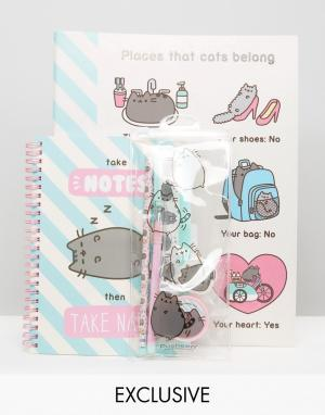 Pusheen Канцелярский набор Back To School. Цвет: мульти