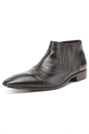 Ботинки Good Man. Цвет: черный