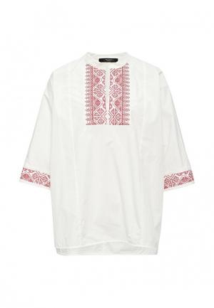 Блуза Weekend Max Mara. Цвет: белый