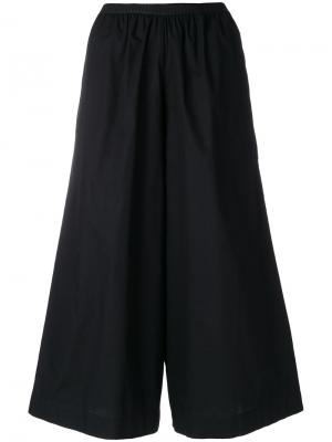 Укороченные брюки Antonio Marras. Цвет: чёрный