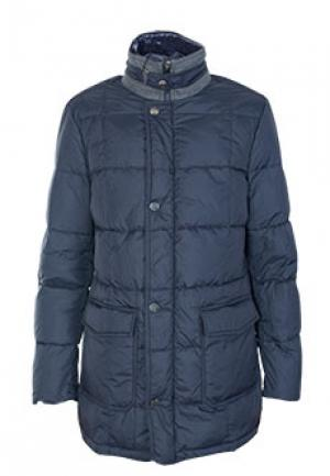 Куртка FONTANELLI. Цвет: синий