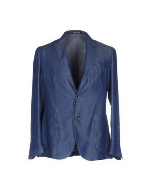 Пиджак BRANCACCIO C.. Цвет: синий
