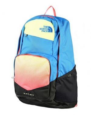 Рюкзаки и сумки на пояс THE NORTH FACE. Цвет: лазурный