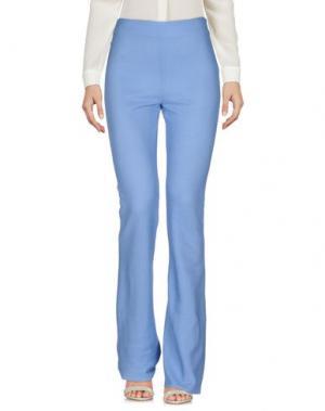 Повседневные брюки PETER A & CHRONICLES. Цвет: пастельно-синий