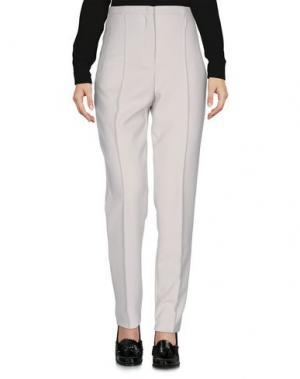Повседневные брюки MARC CAIN. Цвет: светло-серый