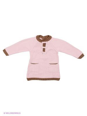 Платье Monna Rosa. Цвет: розовый