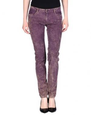 Повседневные брюки BELAIR. Цвет: фиолетовый