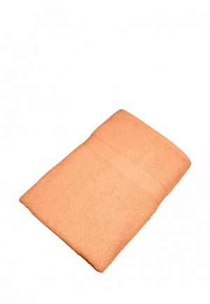 Полотенце Tete-a-Tete. Цвет: оранжевый