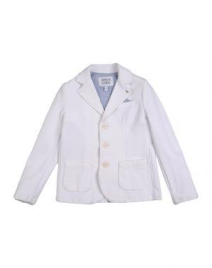 Пиджак ARMANI JUNIOR. Цвет: белый