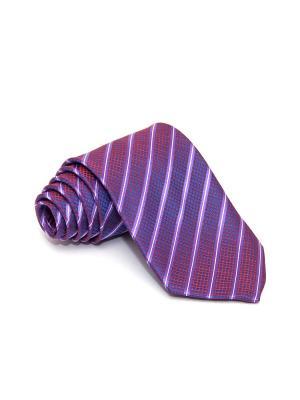 Галстук Churchill accessories. Цвет: морская волна, голубой, лиловый, светло-голубой, серо-голубой, сиреневый, сливовый, фиолетовый, фуксия