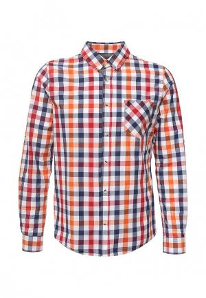 Рубашка Frank NY. Цвет: оранжевый