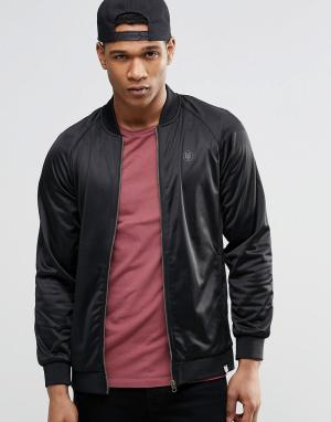 Your Own Куртка с накладками на локтях. Цвет: черный