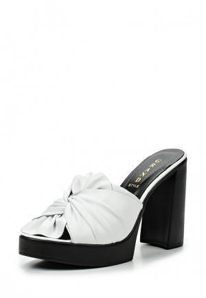 Сабо Grand Style. Цвет: белый