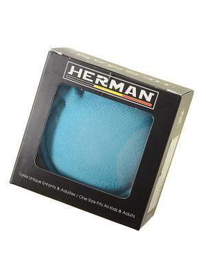 Наушники HERMAN. Цвет: голубой