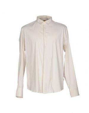 Pубашка C'N'C' COSTUME NATIONAL. Цвет: слоновая кость