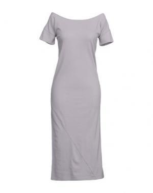 Платье до колена CHARLI. Цвет: бежевый