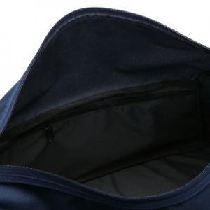 Футбольная сумка-дафл  Academy Team Hardcase (большой размер) Nike. Цвет: синий