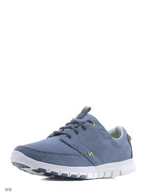 Ботинки REGATTA. Цвет: серо-голубой