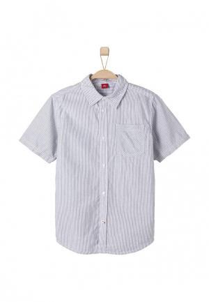 Рубашка s.Oliver. Цвет: серый