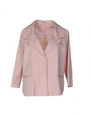 Пиджак GUTTHA. Цвет: розовый