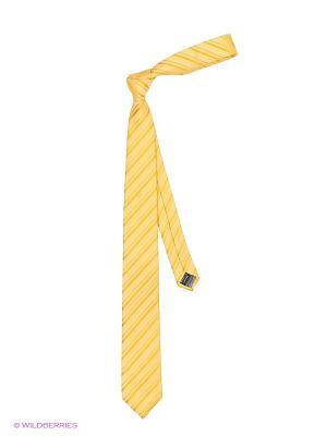 Галстук KARFLORENS. Цвет: желтый