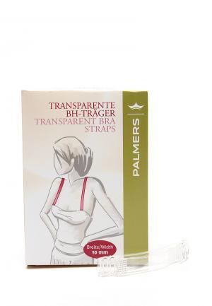 - Прозрачные бретели для бюстгальтера, 10 мм Прозрачный Palmers