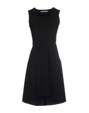 Короткое платье MARITHÉ + FRANÇOIS GIRBAUD. Цвет: черный