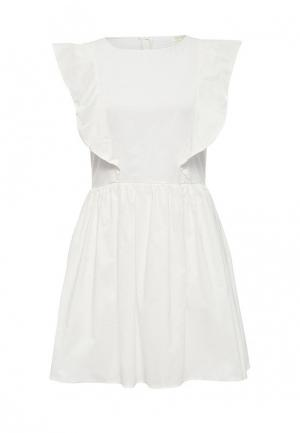 Платье Coco Nut. Цвет: белый