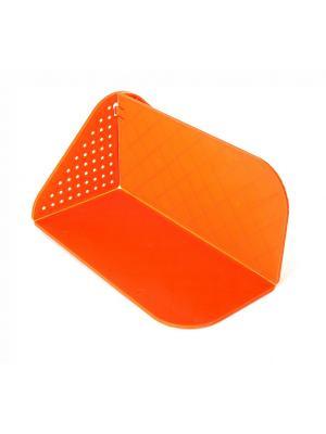 Доска-дуршлаг кухонная многофункциональная BRADEX. Цвет: оранжевый