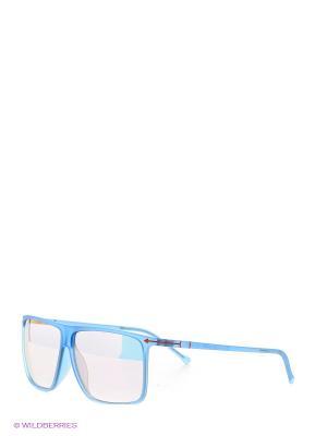 Очки солнцезащитные TM 516S 04 Opposit. Цвет: голубой