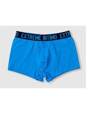 Трусы Extreme Intimo. Цвет: голубой