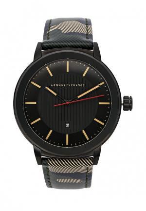 Часы Armani Exchange. Цвет: хаки