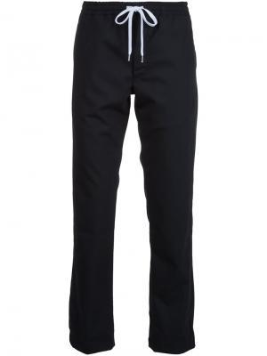 Зауженные книзу брюки Second/Layer. Цвет: чёрный