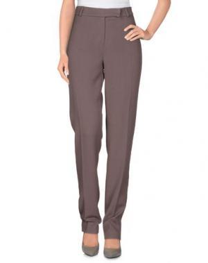 Повседневные брюки PAULIE. Цвет: светло-коричневый