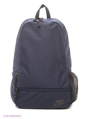 Рюкзак NIKE CLASSIC NORTH - SOLID. Цвет: синий