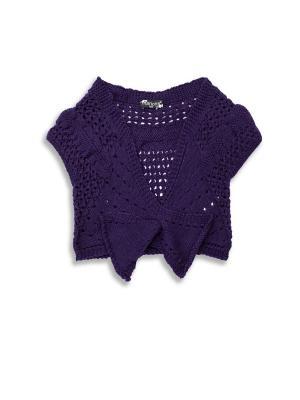 Болеро MARIONS. Цвет: фиолетовый