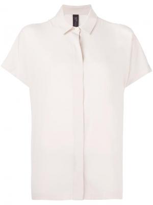 Рубашка Gaban Zero + Maria Cornejo. Цвет: телесный