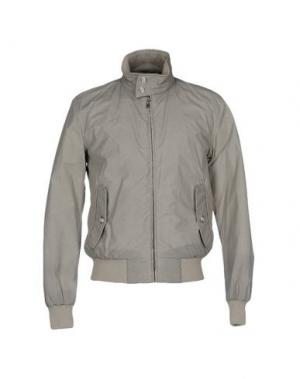 Куртка HENRI LLOYD. Цвет: серый